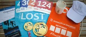 Original Branding: SHANGRI-LA Marathon