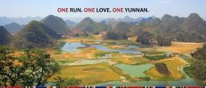 ONE RUN. ONE LOVE. ONE YUNNAN.